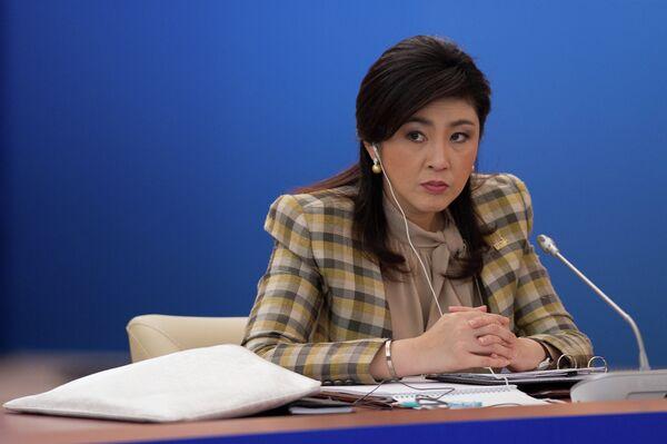 Yingluck Shinawatra (Archive) - Sputnik International