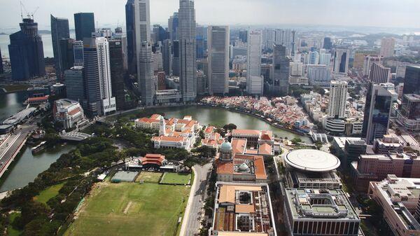 Foreign countries: Singapore - Sputnik International