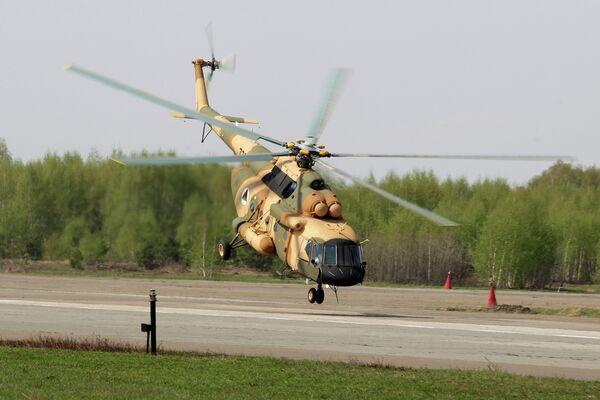 Mi-17V-5 transport helicopter (Archive) - Sputnik International