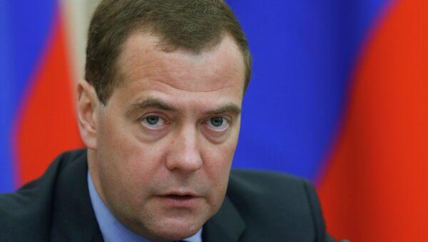 Dmitry Medvedev visits Kaliningrad Region - Sputnik International