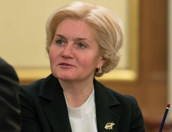 Olga Golodets - Sputnik International