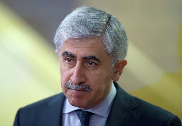 UNAC CEO Mikhail Pogosyan - Sputnik International