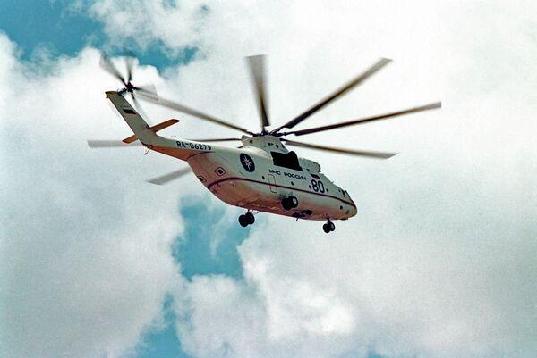 MI-26 helicopter (Archive) - Sputnik International