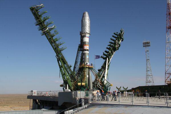 Russian Soyuz rocket - Sputnik International