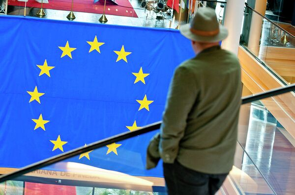 European Days of Action' Should Spread to Russia, Ukraine - Sputnik International