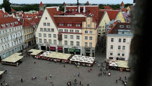 World cities. Tallinn - Sputnik International