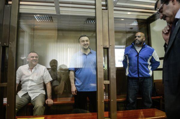 Court hearing of Anna Politkovskaya murder (Archive) - Sputnik International