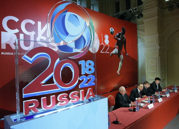 Crimea and Sevastopol Could Be Involved in 2018 World Cup – Russian Official - Sputnik International