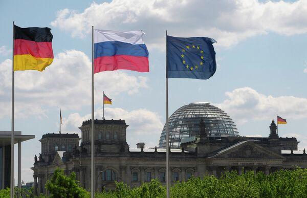 EU Ambassadors Expand Russian 'Black List', Discuss Sectoral Sanctions - Sputnik International