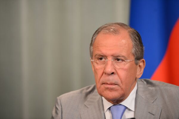 Russian Foreign Minister Sergei Lavrov could meet with his counterparts from Germany, France and Ukraine for a round of talks - Sputnik International