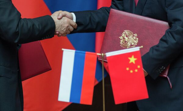 Russia, China Agree to Create Joint Ratings Agency - Sputnik International
