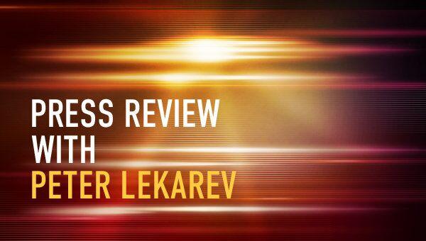 Press Review - Sputnik International
