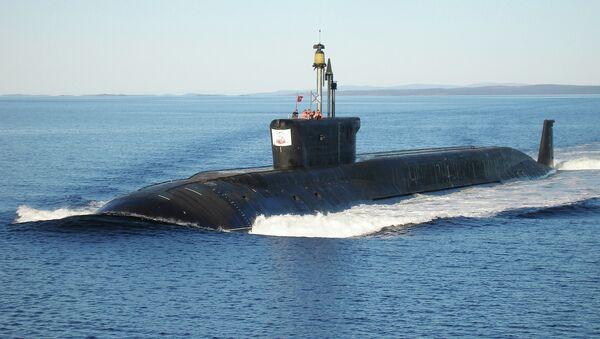 Nuclear submarine (Archive) - Sputnik International
