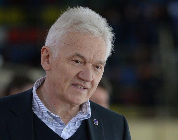 Gennady Timchenko - Sputnik International