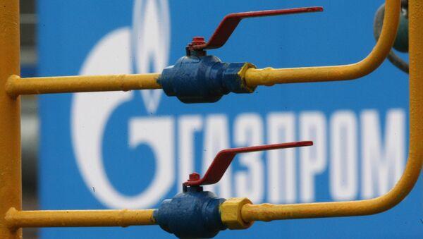 Russia's energy giant Gazprom - Sputnik International