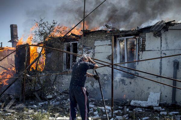 Lugansk region update - Sputnik International