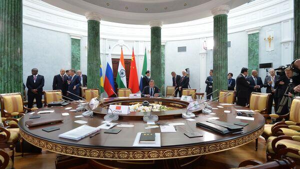 Infrastructure Development Seen as BRICS Main Objective – Brazil. (File photo) - Sputnik International