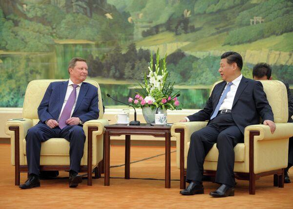 Sergei Ivanov visits People's Republic of China - Sputnik International