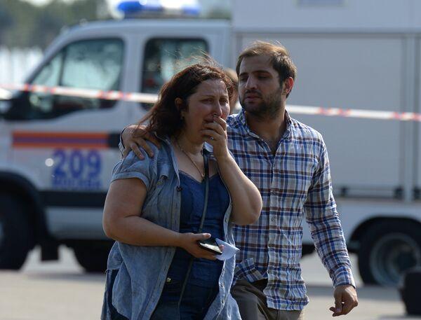 Moscow Subway Crash Toll Rises to 22 – Source - Sputnik International