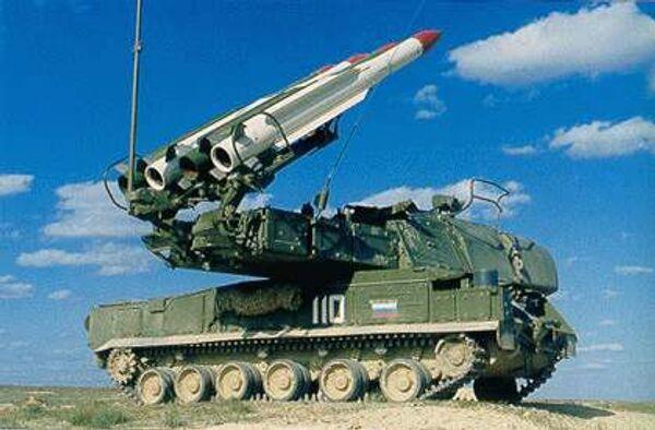 Air Defense Missile System Buk-M1 - Sputnik International
