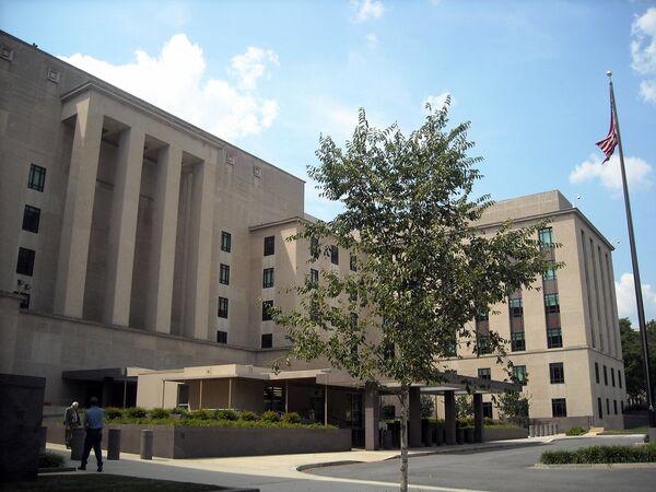 United States Department of State HQ - Sputnik International