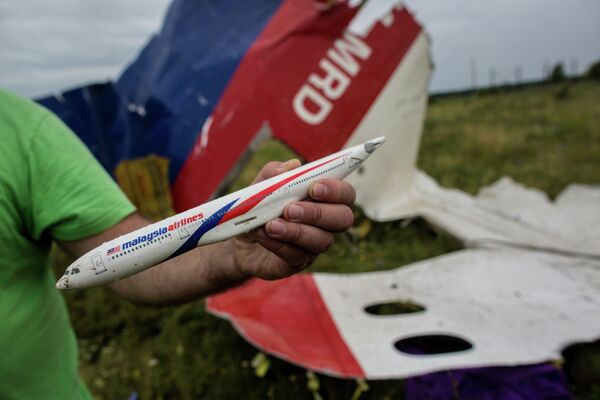 MH17 Lost Speed Shortly Before Vanishing From Radars – Russian Military - Sputnik International