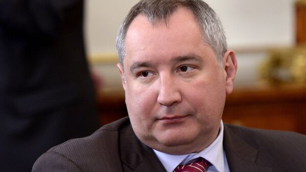 Deputy Prime Minister Dmitry Rogozin told Rossiya-24 television that Russia will boost its production of space microelectronics. - Sputnik International