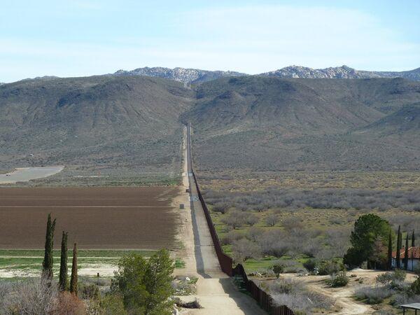 US-Mexican border - Sputnik International