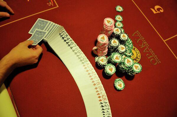 Putin Signs Law Establishing New Gambling Zone in Crimea - Sputnik International