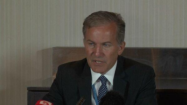 OSCE Representative Describes His Visit to Village Near the Malaysian Boeing Crash Site - Sputnik International