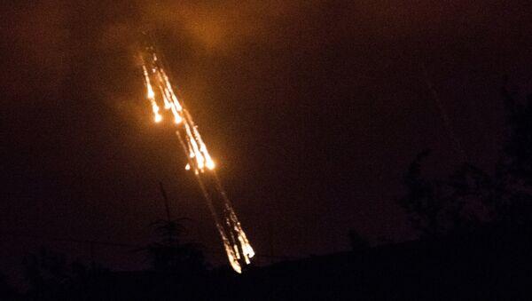 Evidence of Kiev Using Phosphorus Bombs Should Influence World Community – Diplomat - Sputnik International