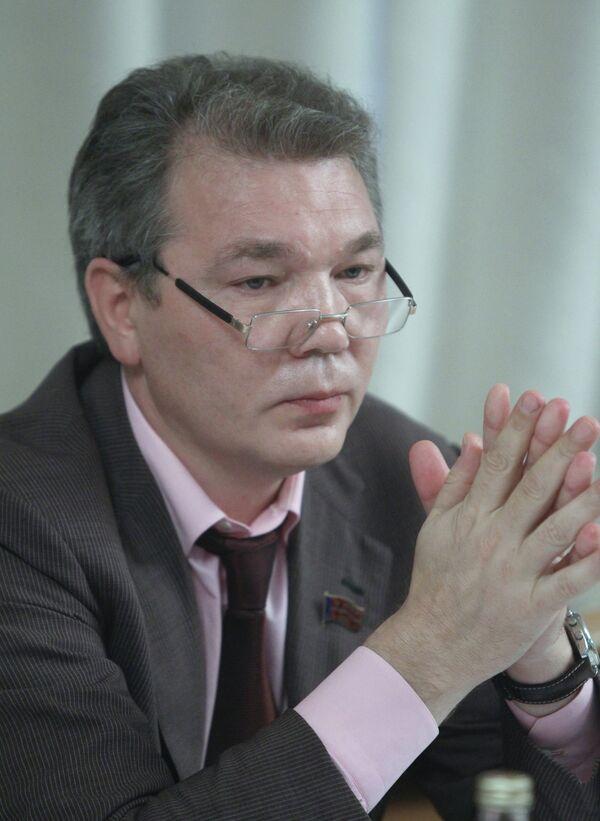 first deputy head of the State Duma Foreign Affairs Committee Leonid Kalashnikov - Sputnik International