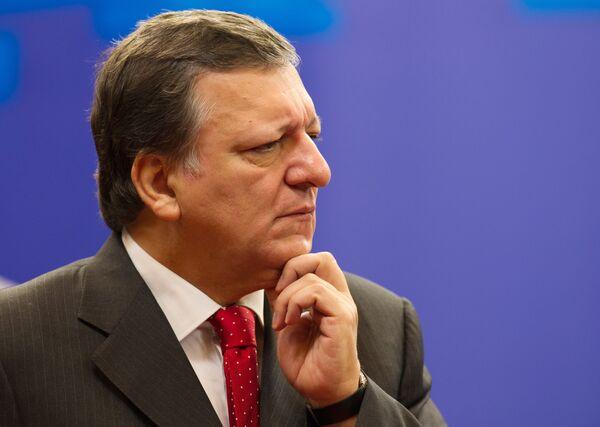 President of the European Commission Jose Manuel Barroso - Sputnik International