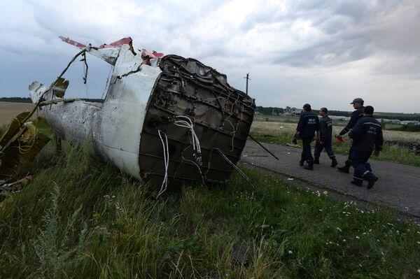 Malaysia Boeing crash in Ukraine - Sputnik International