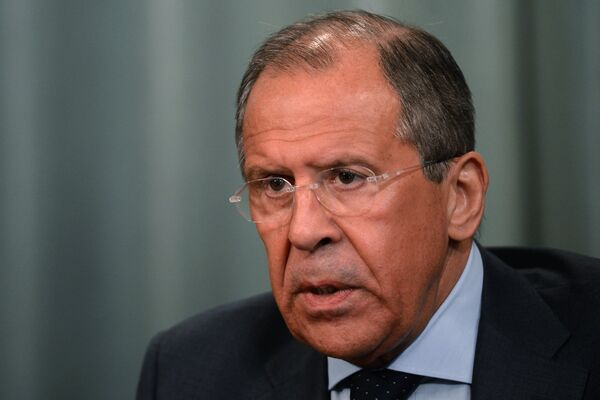 Lavrov also stated that Russia's attempts to tackle global threats are being held back by the United States and the European Union. - Sputnik International