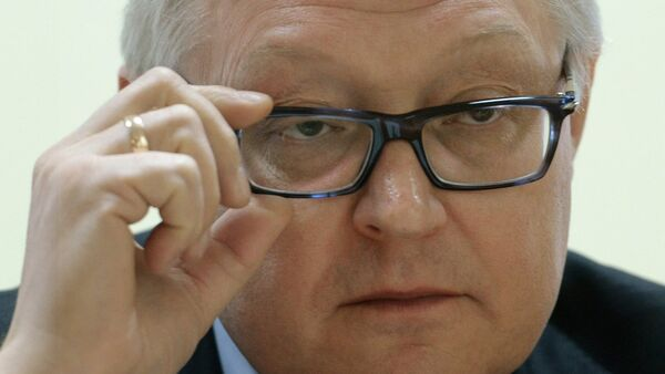 Russian Deputy Foreign Minister Sergei Ryabkov says that the future of the Arak heavy water nuclear reactor remains one of the main obstacles at talks between P5+1 and Tehran on Iranian nuclear program. - Sputnik International