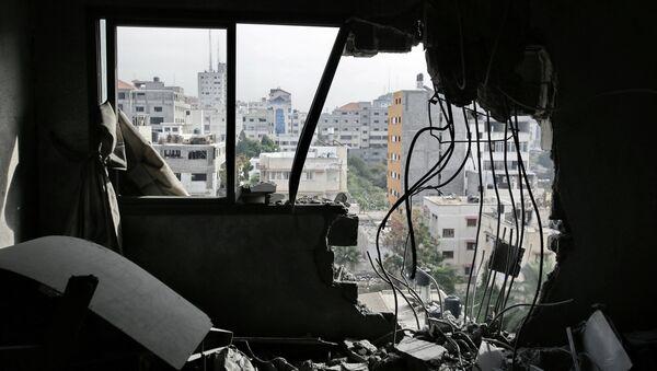 Gaza Strip - Sputnik International