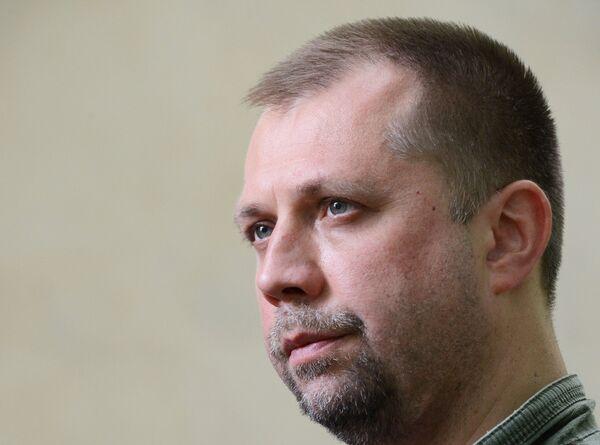 Donetsk People's Republic prime minister Aleksander Borodai - Sputnik International