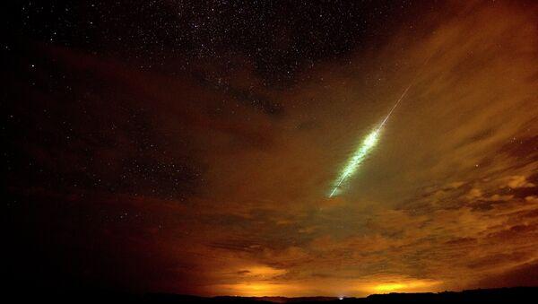 Meteor shower - Sputnik International