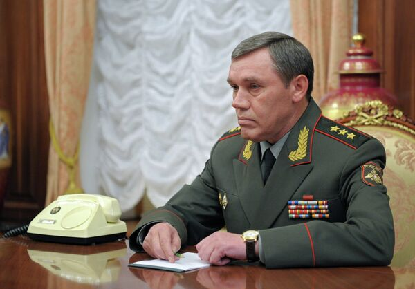 Constructive relations between Russia and China are important for international stability and security, the head of Russia's General Staff of the Armed Forces, Valery Gerasimov, said after talks with his Chinese counterpart Fang Fenghui and Vice Central Military Commission Chairman Fan Changlong in Beijing. - Sputnik International
