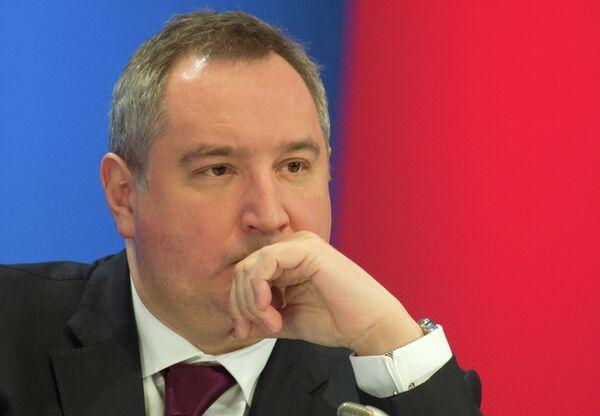 Russia's Deputy Prime Minister Dmitry Rogozin - Sputnik International