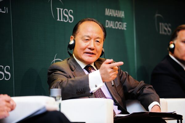 Wu Sike, China's Special Envoy to the Middle East - Sputnik International