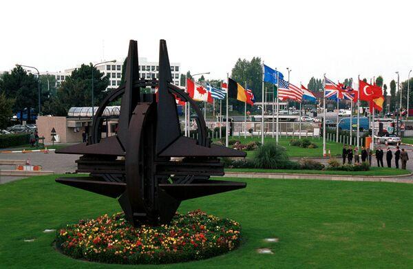 NATO headquarters in Brussels. - Sputnik International