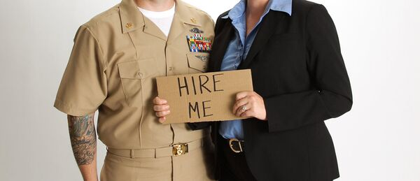 Rights Group to Provide Career Assistance to US Military Spouses Struggling to Find Jobs - Sputnik International