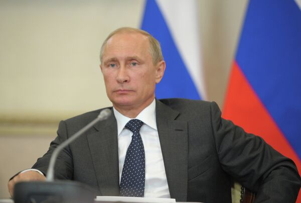Vladimir Putin instructed the Cabinet to review until December the effectiveness of the existing mechanism of the development and implementation of state programs. - Sputnik International