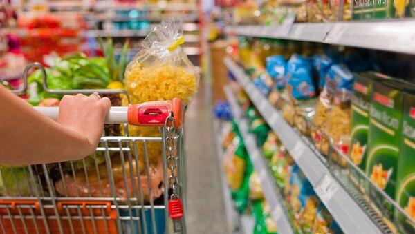 Grocery store - Sputnik International
