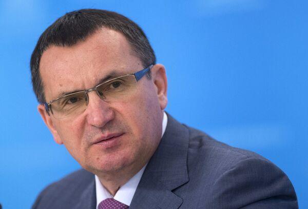 Russia's Agriculture Minister Nikolai Fyodorov - Sputnik International