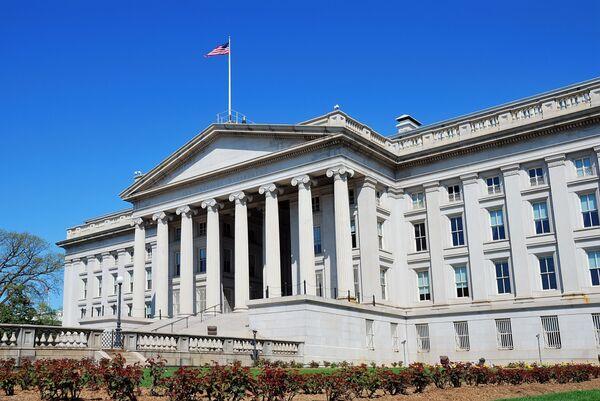 United States Department of the Treasury - Sputnik International