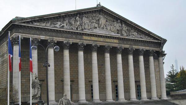 The National Assembly of France - Sputnik International