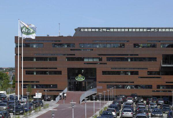 Swedish-Danish dairy cooperative Arla Foods office - Sputnik International